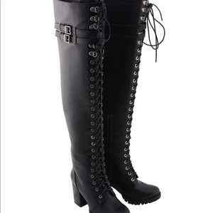 Women's Above-the-Knee Boot Size 10 Medium new